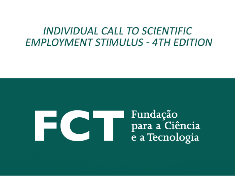 Individual Call to Scientific Employment Stimulus - 4th Edition